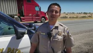 Interview with CHP Officer