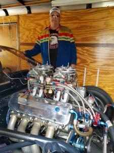 Joe Webb w/ 706c.i. Smith & Webb Racing