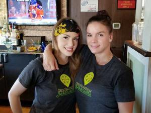 Stephanie & Friend, Texas